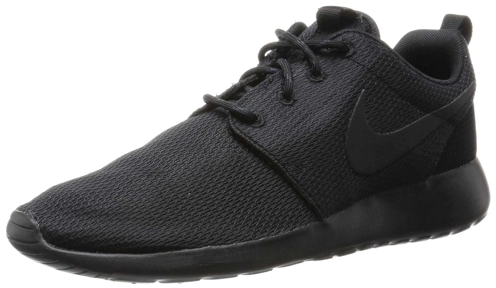 Roshe Buty Nike Biegania Do Antracytowe Damskie One Czarne Hx4PBq61