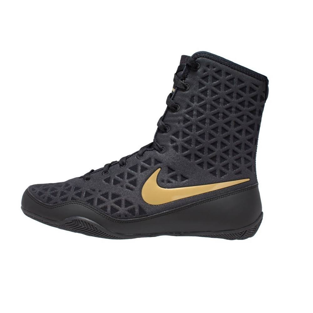 Nike KO Boxing Boots Blue/White