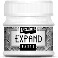 Expand pasta Pentart - 50 ml (expand paste)