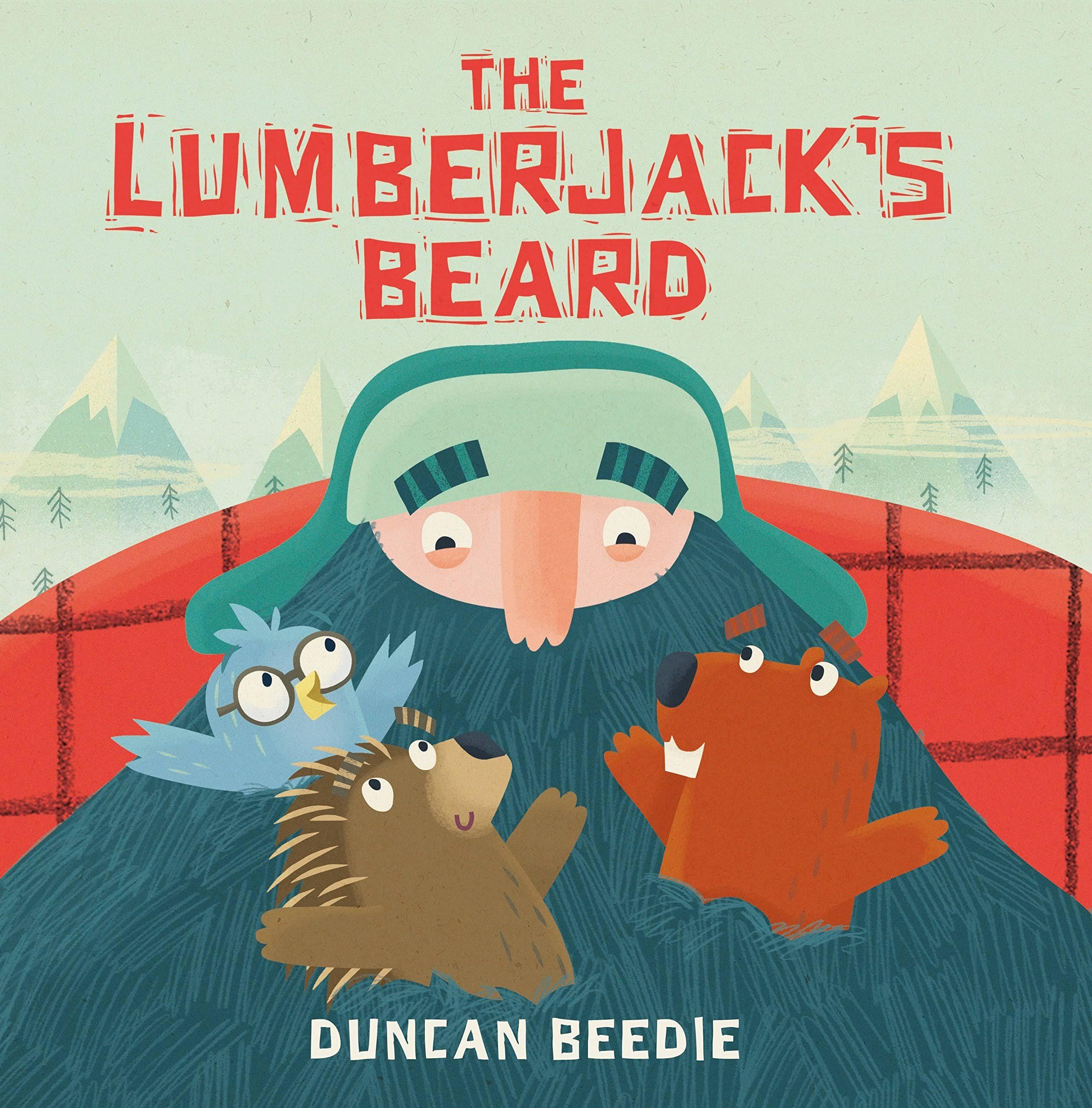 Lumberjack's Beard Lumberjack's The The libro Beard OXk8n0wP