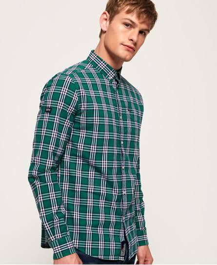 Ultimate Shirt Green Größe University Xxxl Oxford Superdry q0wnUdxWd
