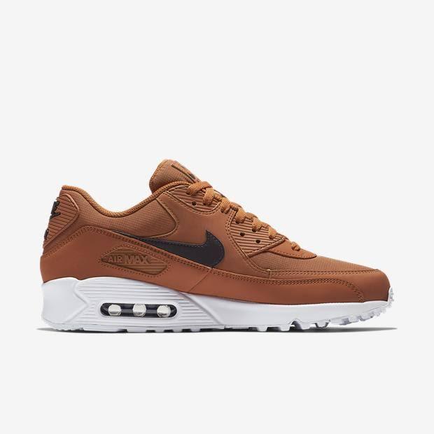 Air 90 Nike Essential Orange 37 Marron Max Hommes waffZdxT