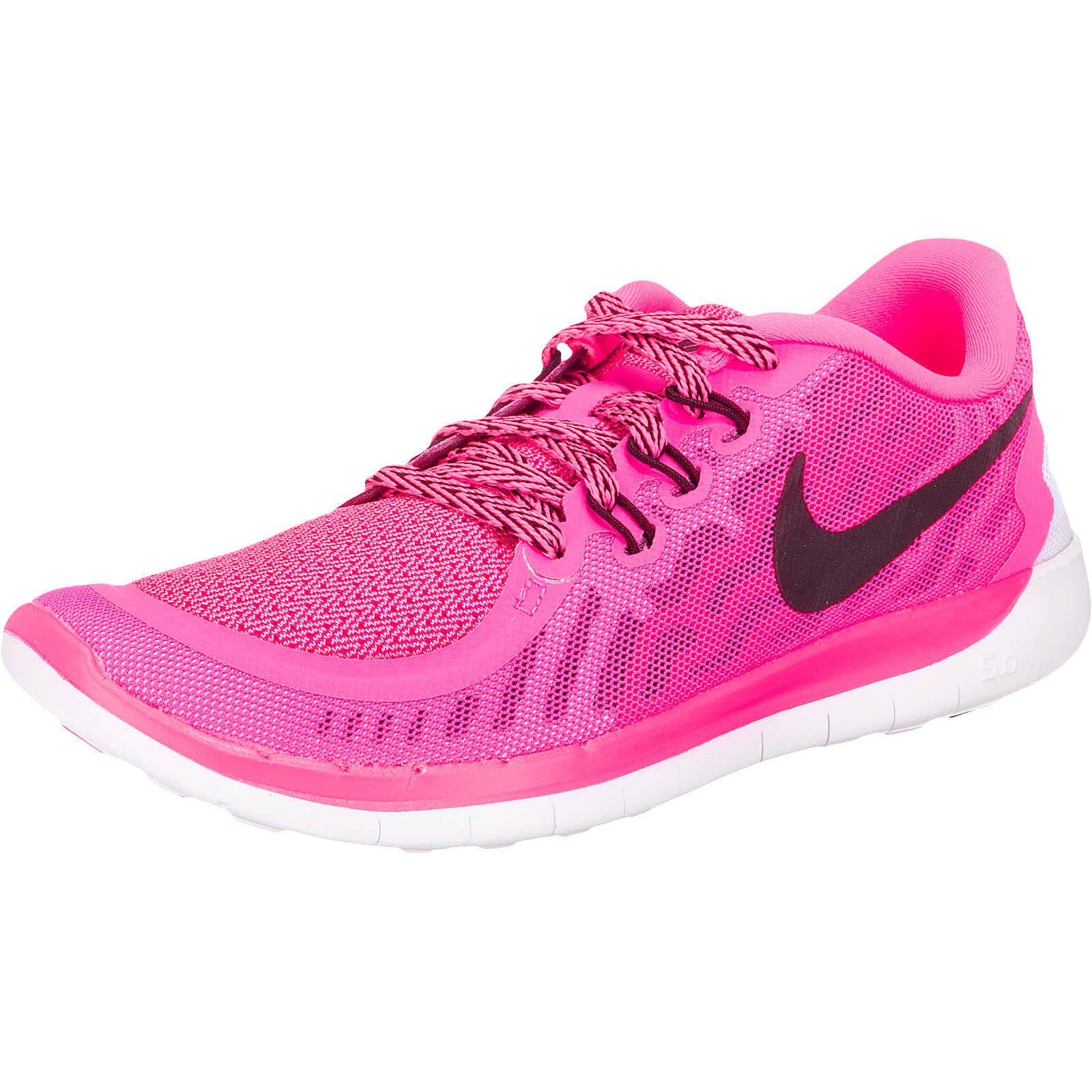 Nike Rose 5 3 5 pink Kinder 0 Laufschuhe rosa Gs Free rvxB6w5qr