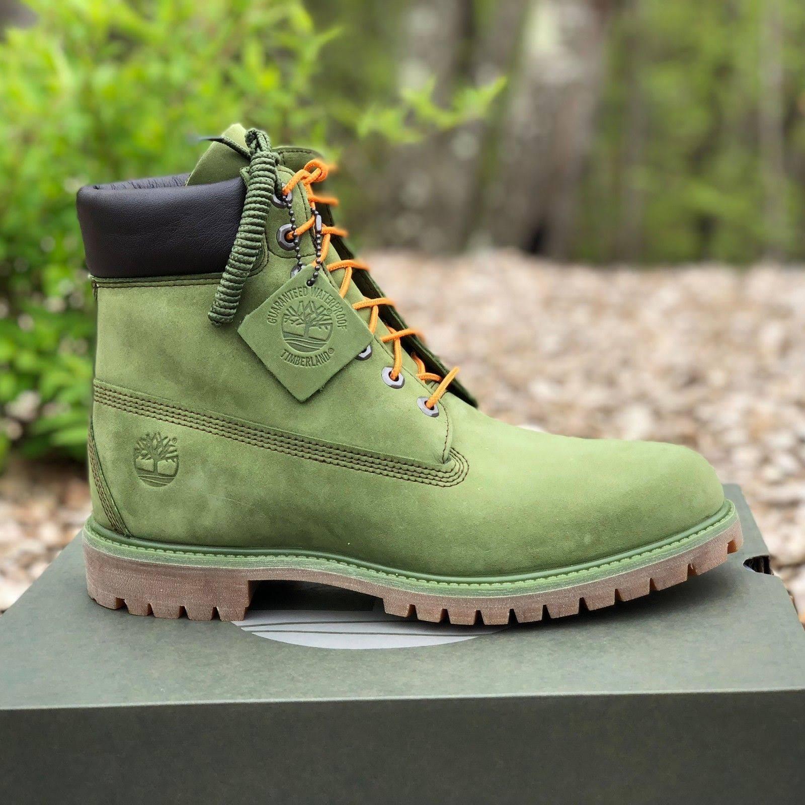 Timberland Impermeabili 6 Stivali Premium Da Uomo Men's TFclK1J3