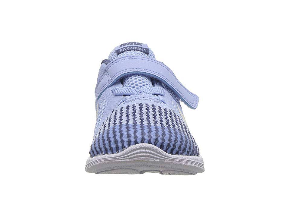 Deporte Girls Zapatillas 4 De Talla Revolution Azul Infant Nike C7 qnwOqxY5r