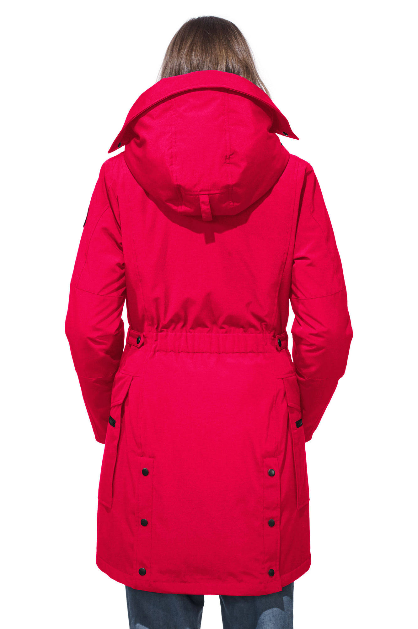 Rojo Goose Kinley Canada Xs Parka mujeres pzOawq