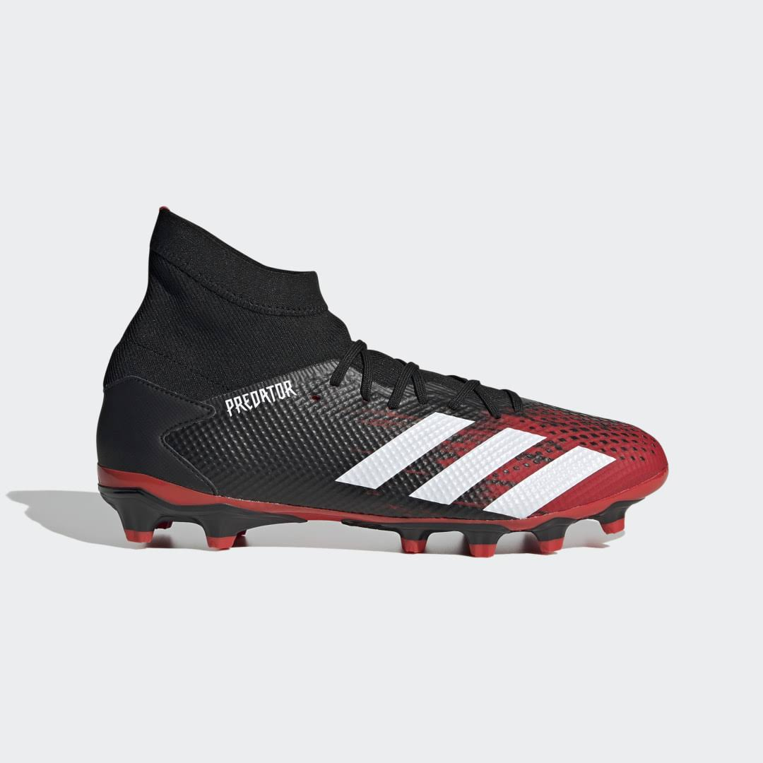 Adidas Predator 20.3 Multi-Ground Boots Football - Black - Men