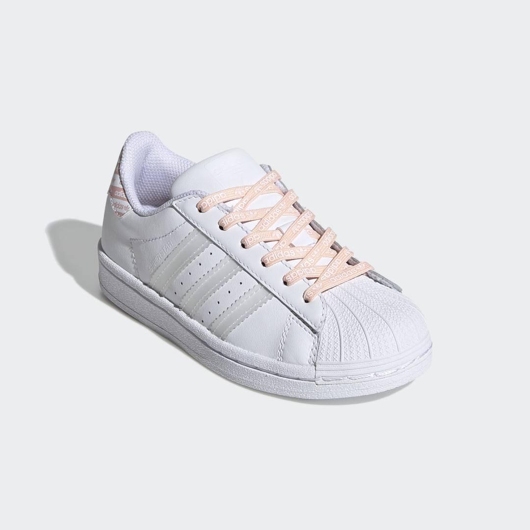 Adidas Scarpe Superstar - bambini - Bianco  xxodxS