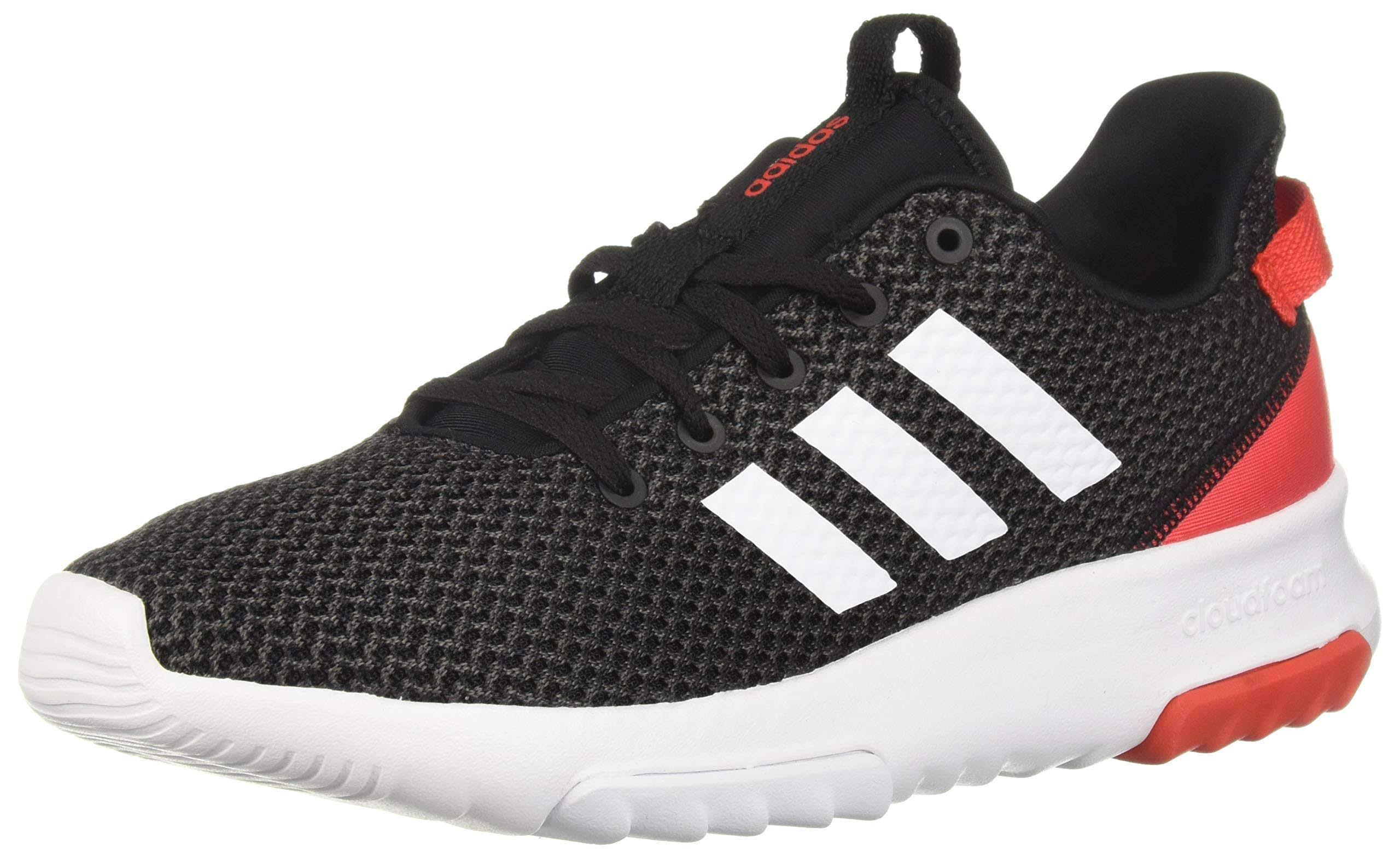 Adidas Shoes Tr Black Cloudfoam Racer Rojo Negro 12 Originales Hombres rcgnrW4