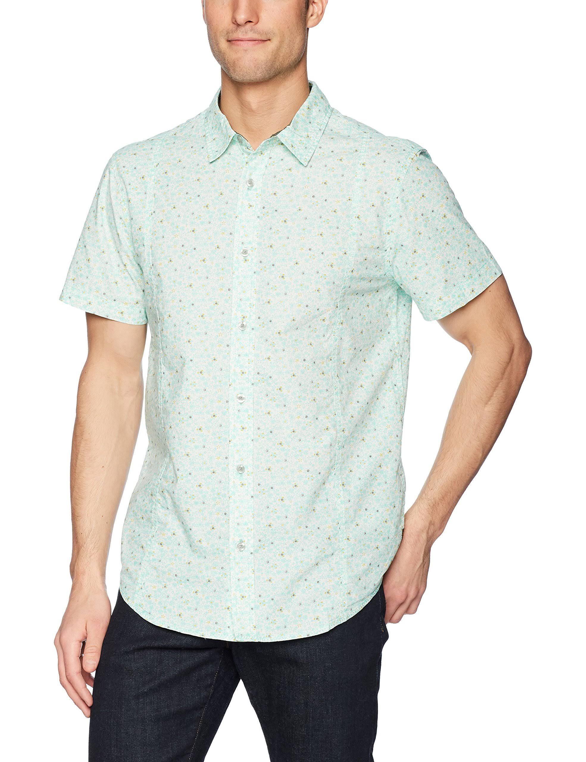 Para Verde S Camisa Hombre Suculento Lukas Prana wERUqI7p
