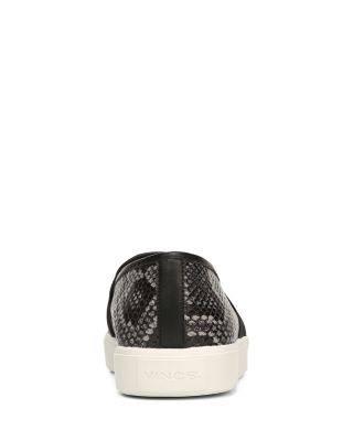 Blair Sneakers 8 Vince Snake Size Women's print Senegal Awvw5n