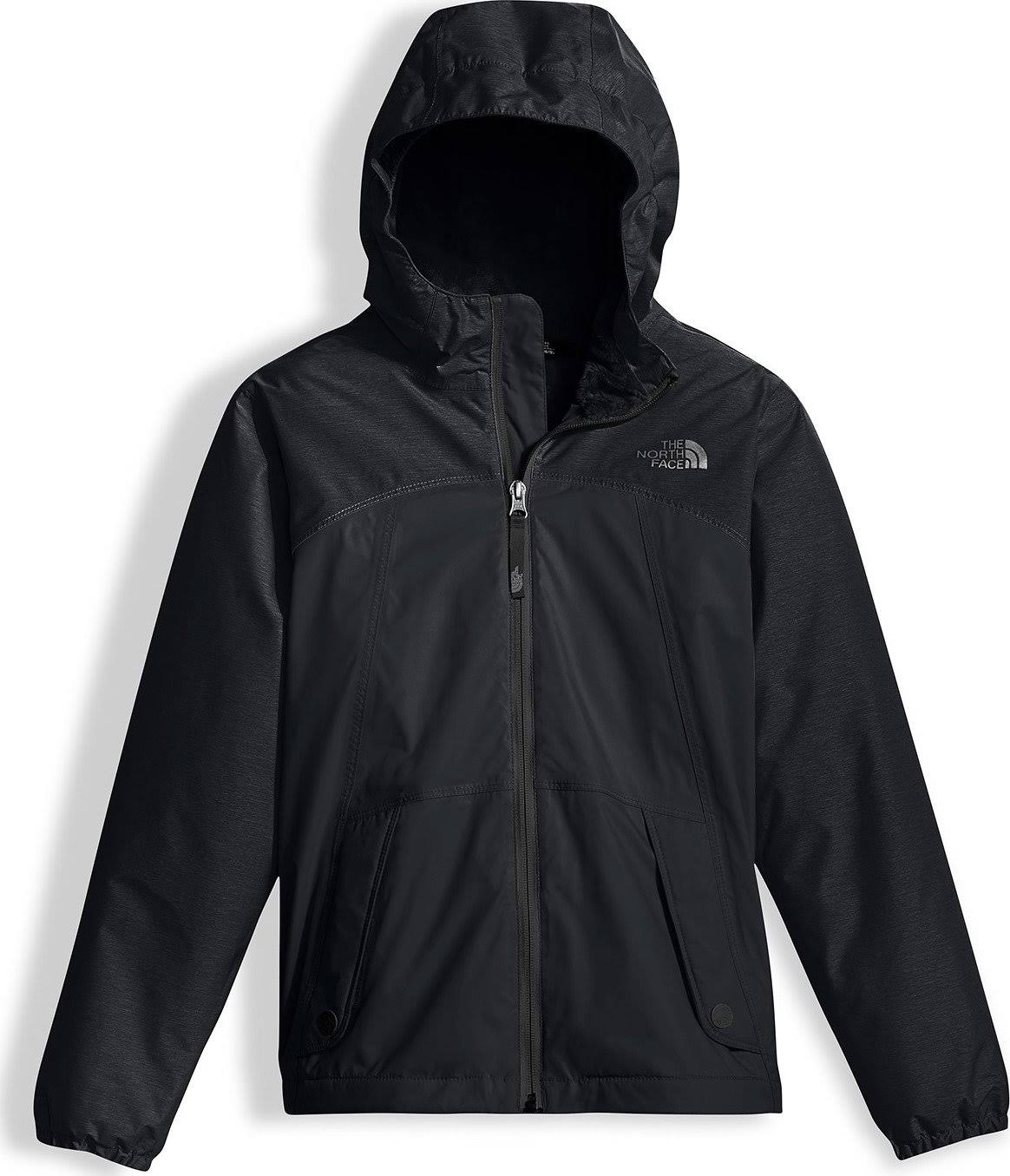 Face The Storm Jacket Warm Tnf Xs Chicas Negro North 1wpHprq5