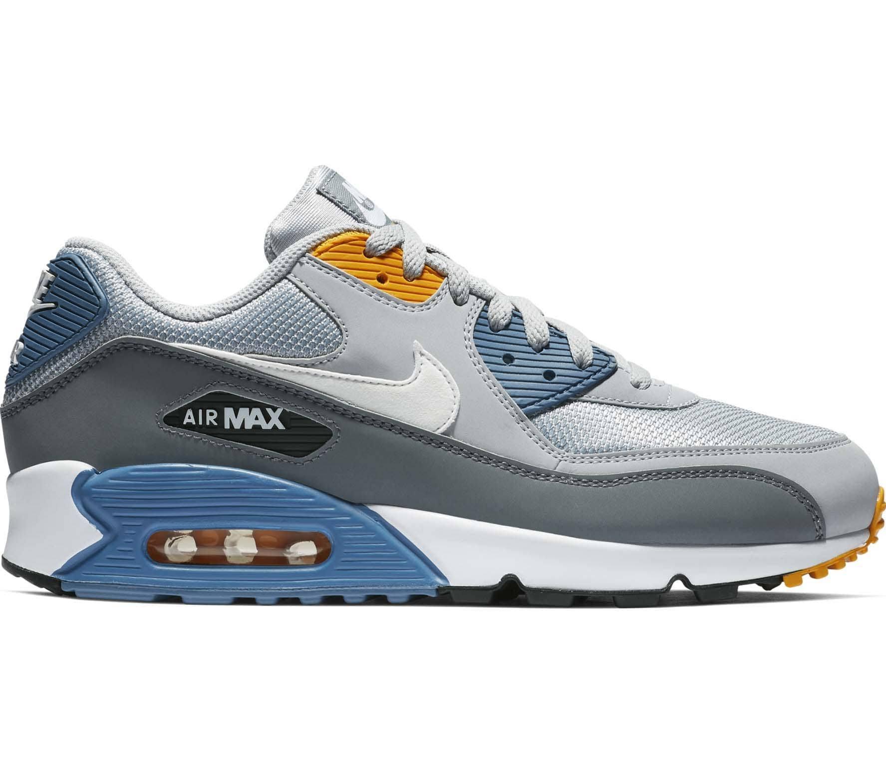 Essential NikeAir Max 90 Gray MrGrå MGSpqUVz