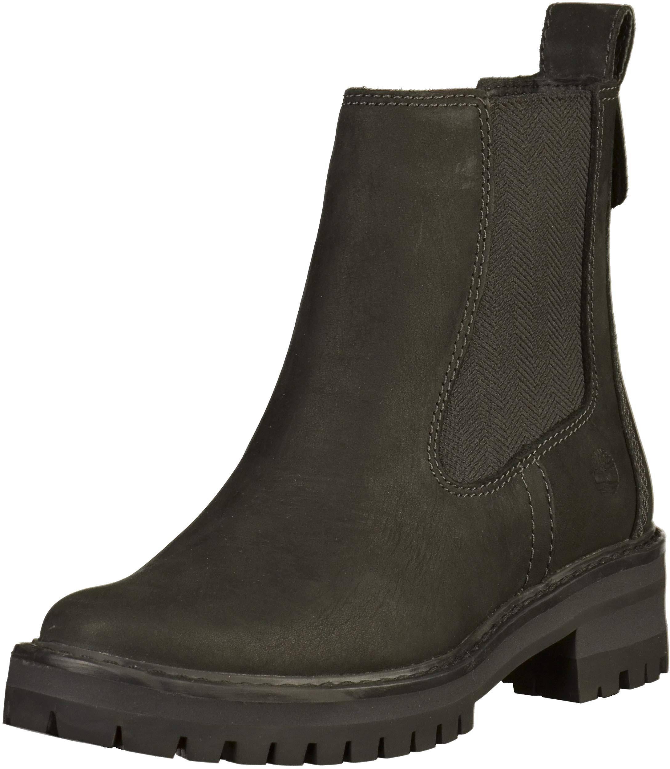 Us Rozmiar Boot Valley Earthybuck Color Grey Chelsea 10 Courmayeur Black Black Timberland Damskie Jet Trampki qT8BZ80n