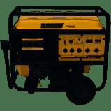 Generador Eléctrico Trifásico de Gasolina 12,000 watts Parazzini GP12000 - 22Hp