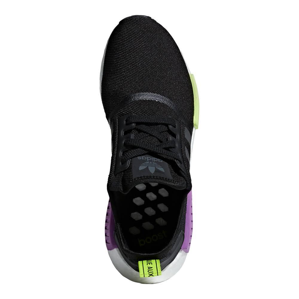 Negro Nmd Blk Originales Black Core r1 Hombre Adidas Zapatos Shock Purple Morado Para Amarillo D96627 C FdAqHOIY