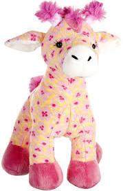Webkinz Pet Blossom Giraffe