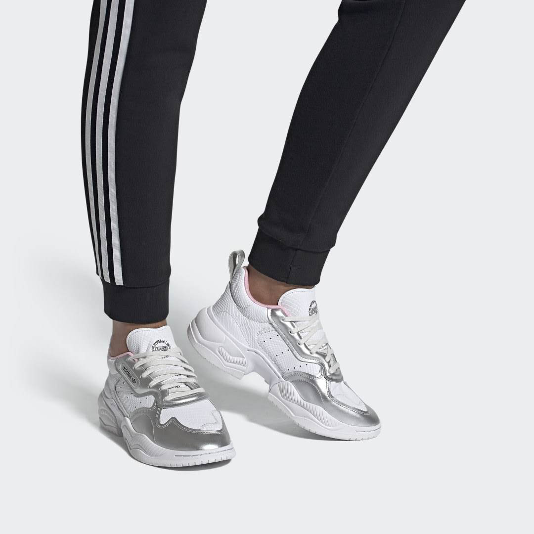 Adidas Supercourt RX Shoes - Womens - Pink