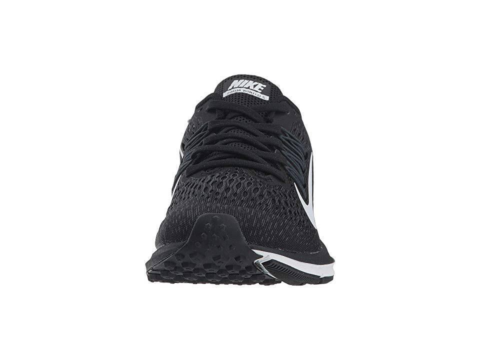 Winflo Sneakers Nike Womens 5 hardloopschoenen Zoom zwartwit 92IEDH