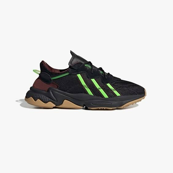 adidas Pusha t Ozweego for men and women in black - Size 5.5