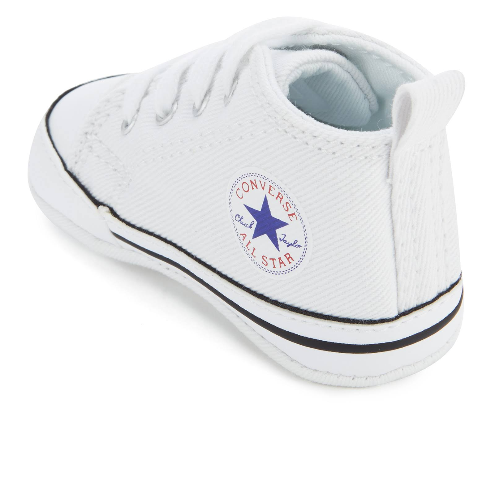 First Chuck top kinderschuhe 88877 Star Taylor Weiß High Converse In 1EqwXg1x