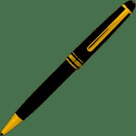 Montblanc Meisterstuck Black Ballpoint Pen 164 - MontBlanc - World of Watches