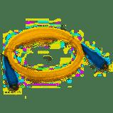 Dây nhảy quang SC/PC-SC/PC Single-mode 3m (Vàng)
