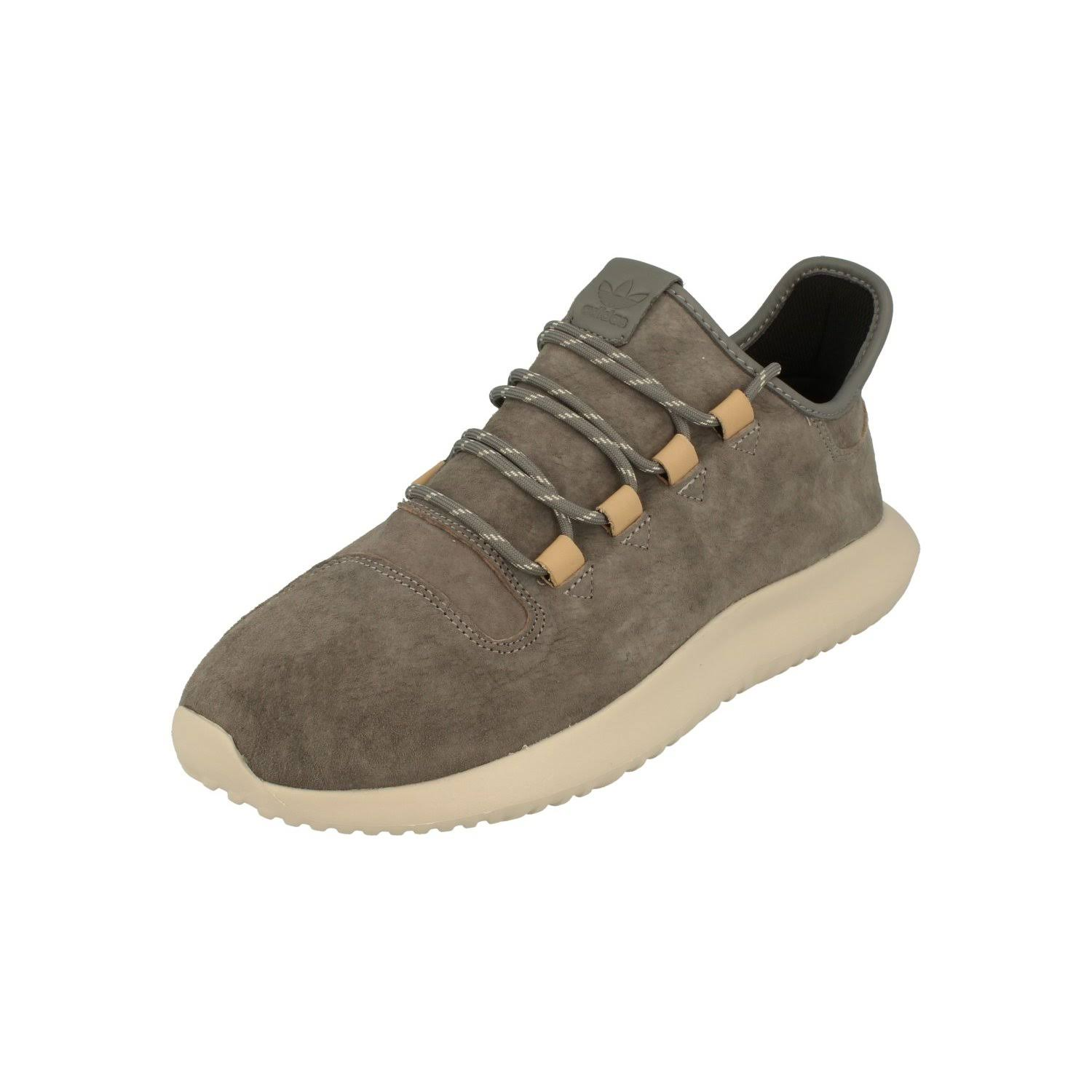 (9.5) Adidas Originals Tubular Shadow Mens Trainers Sneakers