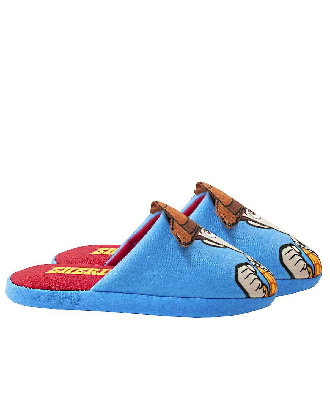 Toy Story Woody Boy's Slippers