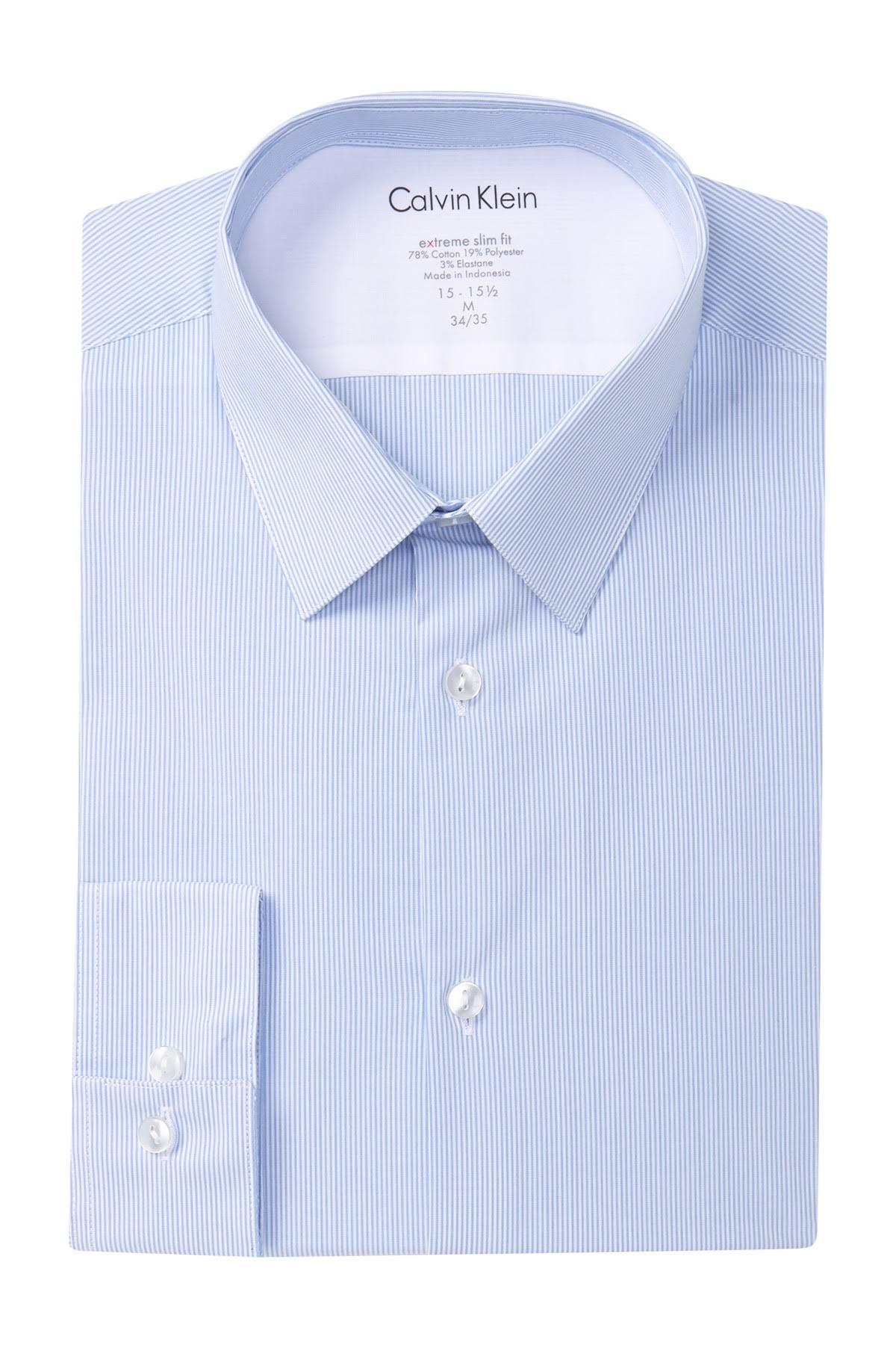 Slim Rayas Camisa De Vestir A Extra gxXxTwnpq1