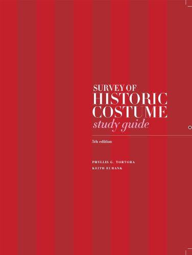 Libro Histórico De Encuesta Vestuario Estudio Guía nw71vxAHTq
