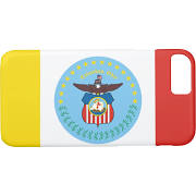 Bandera de Columbus, Ohio Funda Para Iphone 8/7