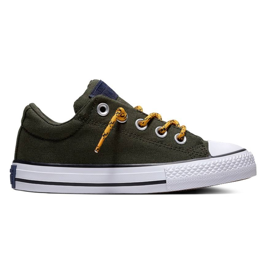 Kids Zapatos Niños Converse Chuck Verde 3 Para All Niño Slip Taylor Kid Oro Grande M niño Street Star Utilidad Pequeño 5 Big Cúrcuma dwwO5Pqr