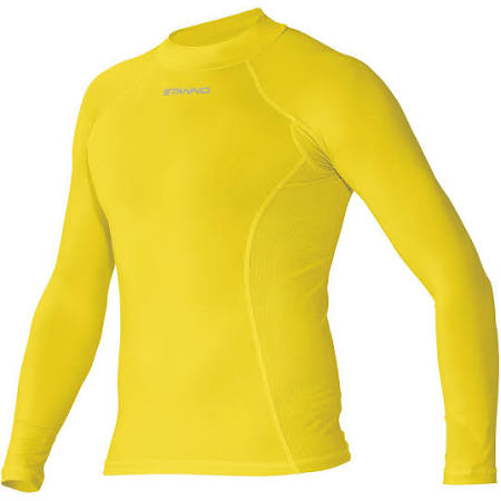 Stanno Functional Sports Underwear Long Sleeve - Yellow