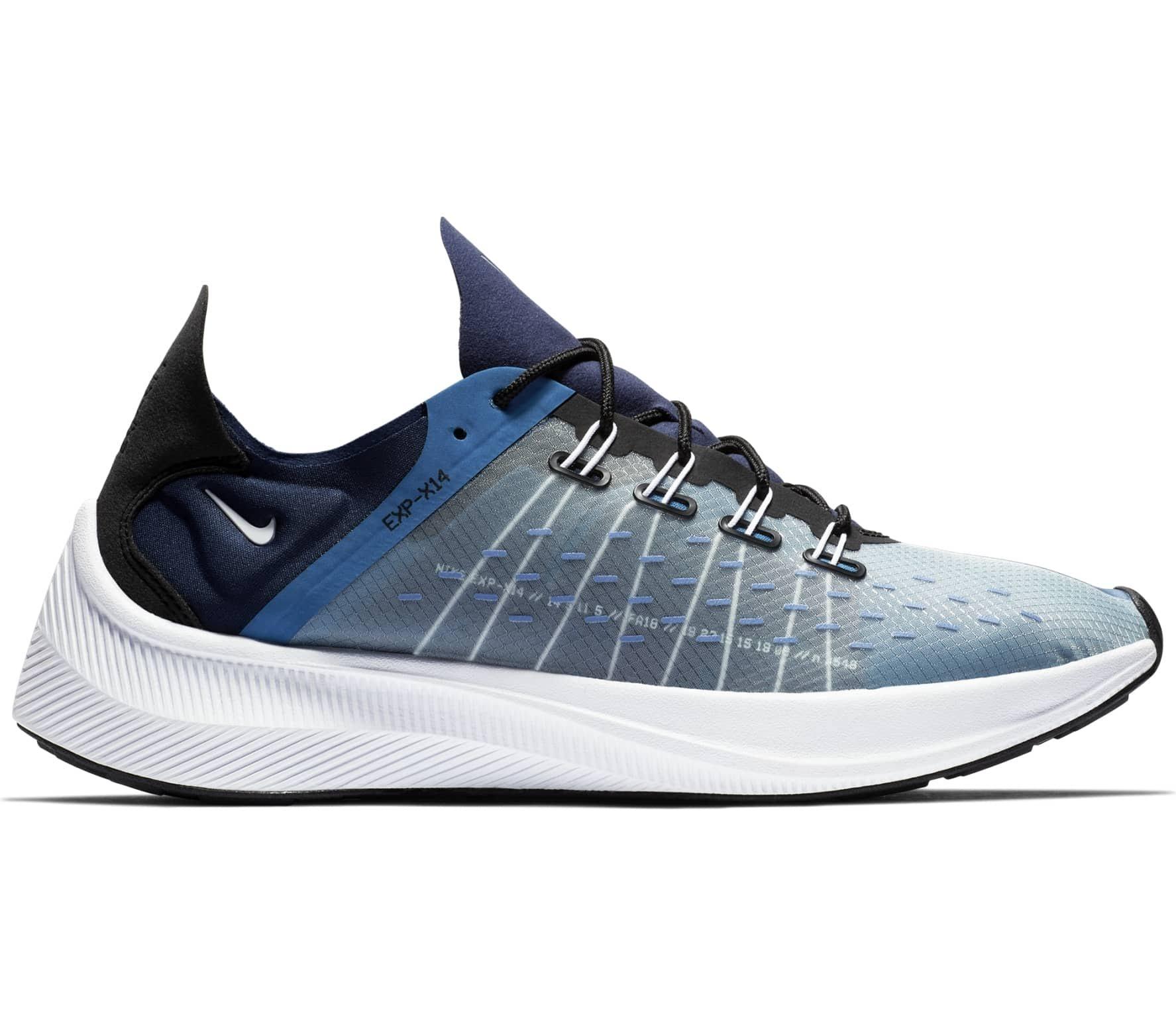 Exp Sneaker x14 Sportswear Nike Herren Blau Dunkelblau 1qUIwI5Fn