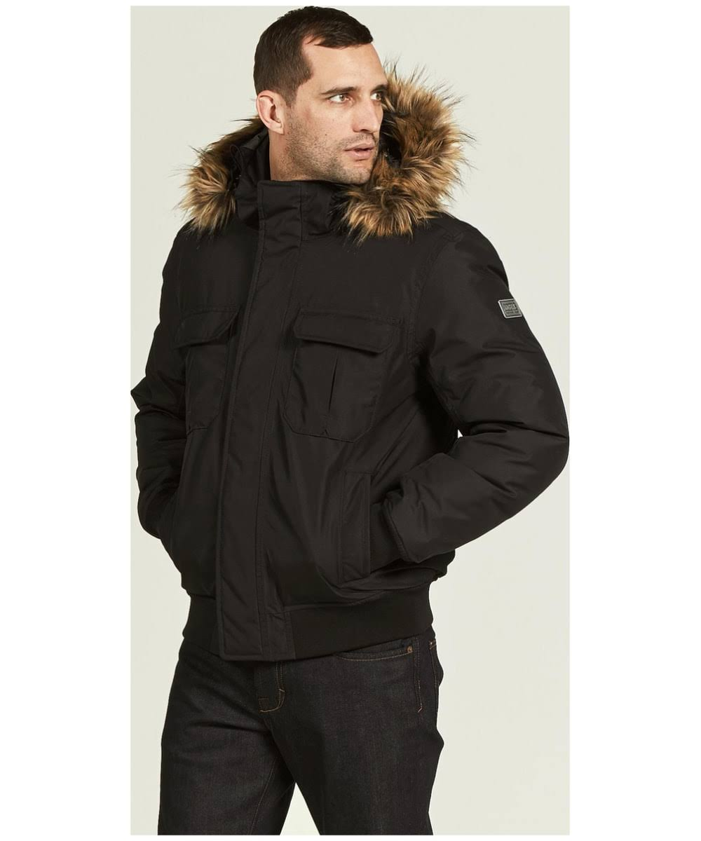 Rockyfield Impermeable Chaqueta Mtd Aigle Negro Para Hombre fwzqa0