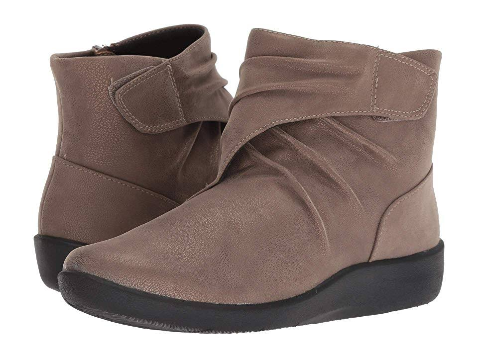 Synthetic TanaPewter M Clarks Sillian Dames Grootte5 7bfg6y
