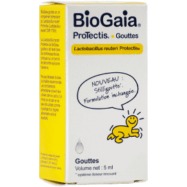 BioGaia Protectis Lactobacillus Stilligoutte Enfant 5ml