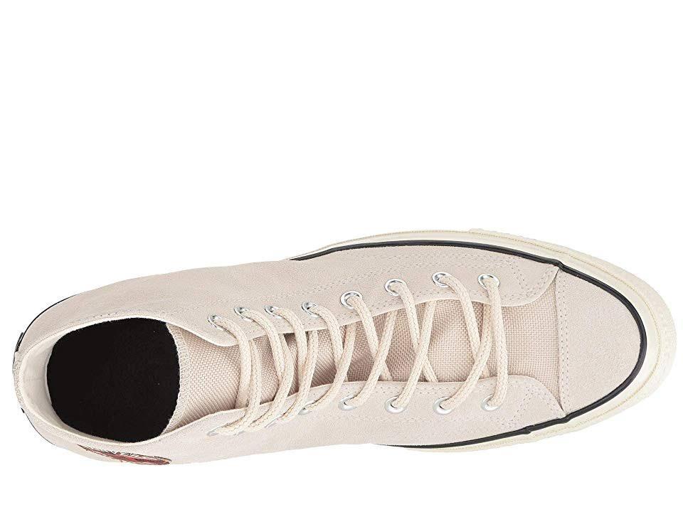 Camp Casual Up IvoryblackegretMen's Natural Base Converse Medium Chuck SuedeHi Lace 70 16 schoenen ULGqzMSVp