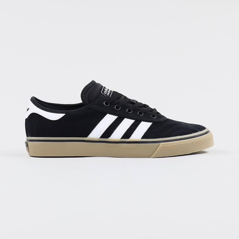 Adidas Adi Ease Premiere Shoes Black White Gum