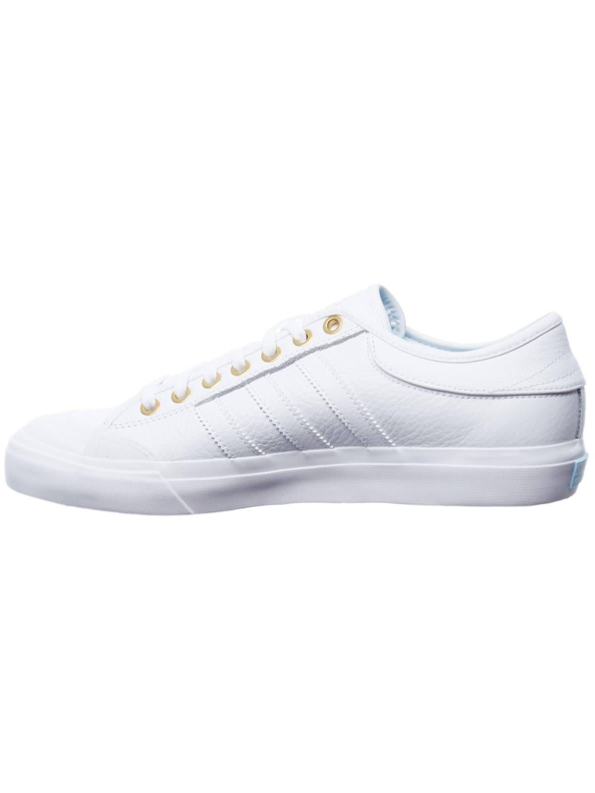 Weißgold Adidas Eisblau Skateboarding Silvas Matchcourt Schuhe RBBZqpI