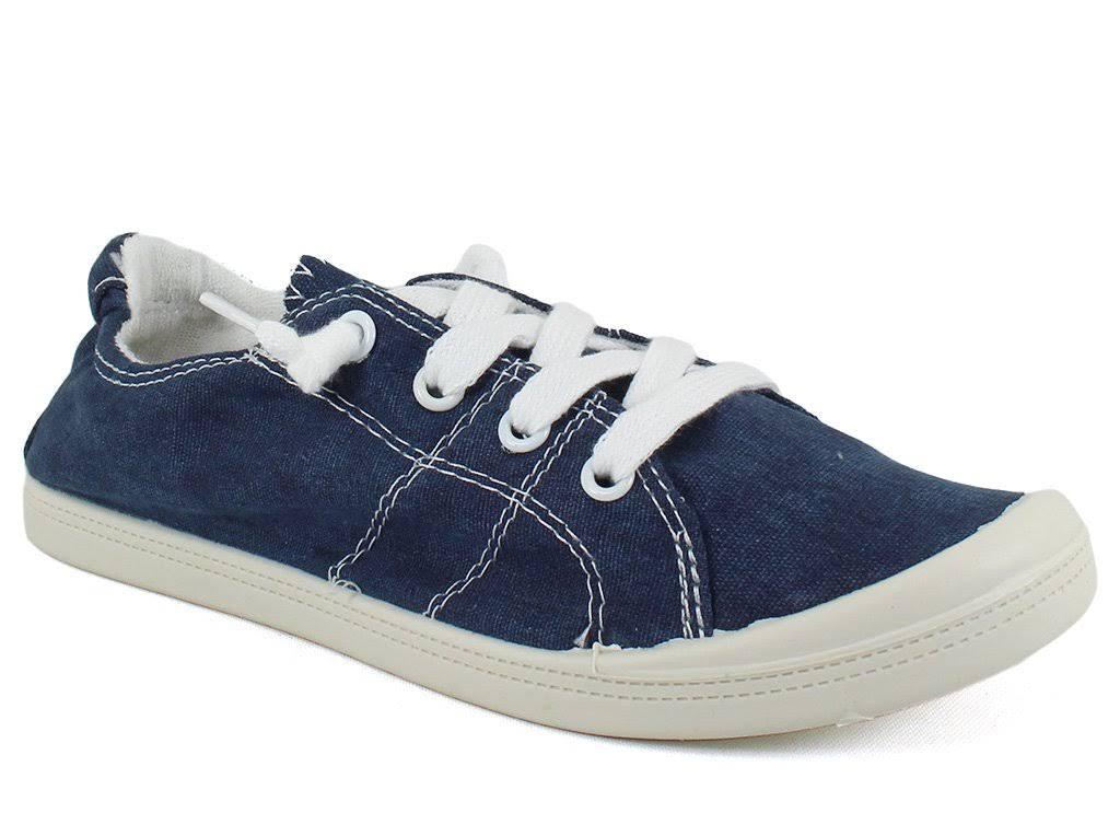 By Dunes Sport Houser Reesa alle Dames11 W Navy Verkrijgbaar in Shoes maten Ajc4L3R5q