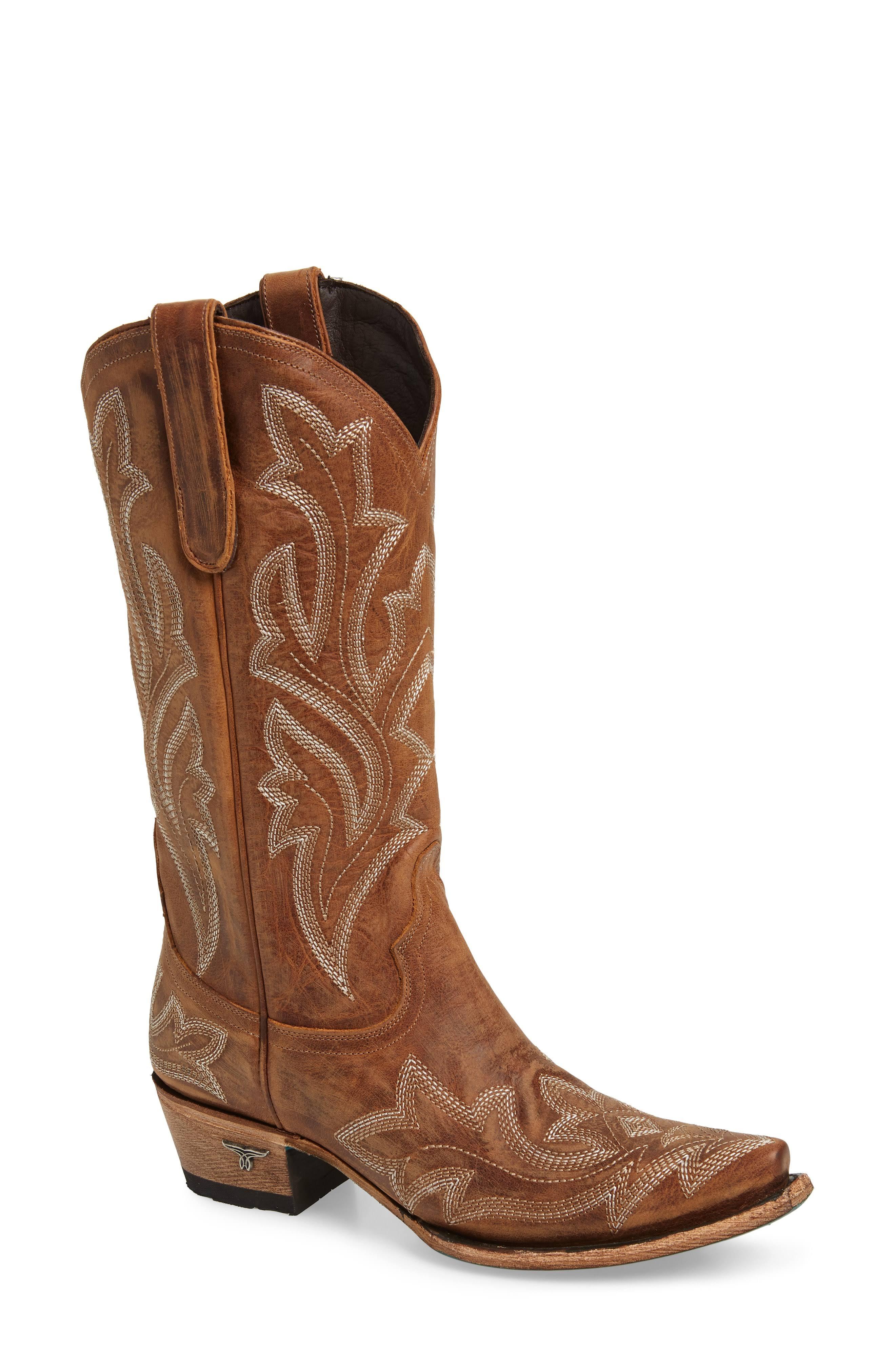 0b Lane Boot Lb0389a 11 Saratoga Tan b6g7yf