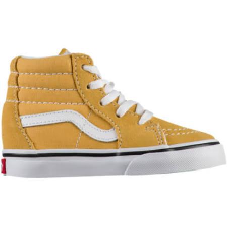 Shoes Boys Ochre Sk8 White true Vn0a3tfxqa0 Toddler hi Vans wIE1q6g