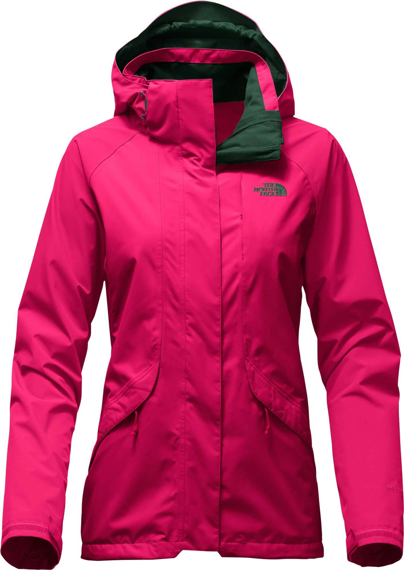 Face Triclimate North Boundary The Pink Womens gqBwZ56