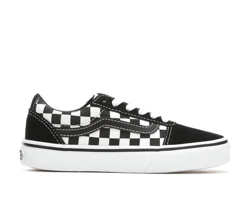 Kid 5 1 Ward amp; Big black Sneakers Vans Size Little zSq8Ixp