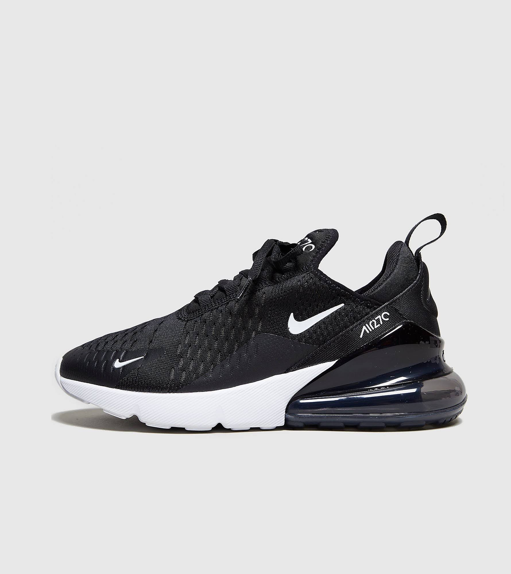 Women's Nike Air Max 270 - Black
