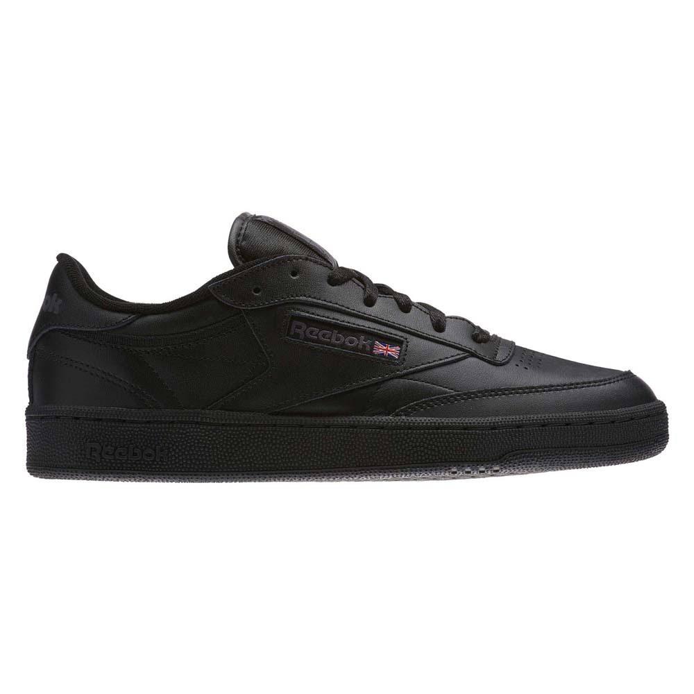En Intenso Club De Reebok Ar0454 Sneakers Carbón Cuero Negro C H8qXxA