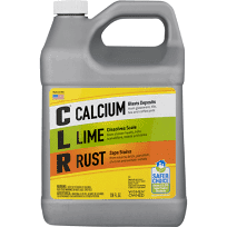 Clr Calcium Lime & Rust Remover, Household Cleaner, 1 Gallon (128 Oz) Bottle, Size: 128 fl oz, Clear