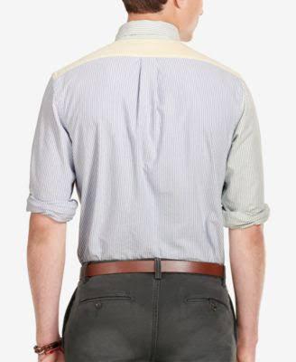 Camisa Oxford Hombre Polo Lauren Ralph A Para Cuadros 6qxZAwx